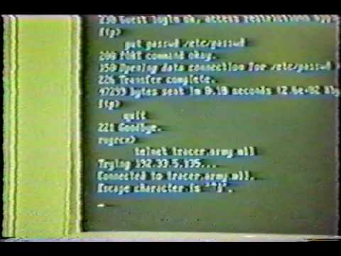 Dutch Hacker Video via 2600 Magazine (1991, Part 2 of 3)