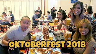 Sneak Preview of Oktoberfest 2018 with German Club Mamila