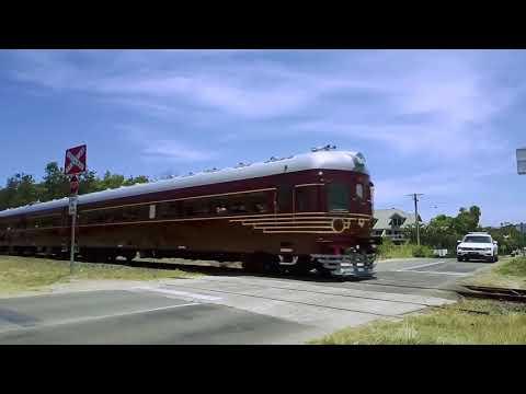 Byron Bay Train - The World's First Solar Train