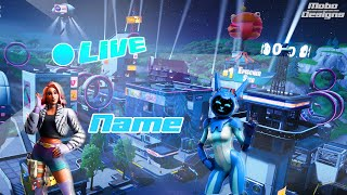 Livestream Fortnite Livestream GRATUIT TEMPLATE (fr) Speedart - France Gimp [Benibobo Designs] Mobo Designs