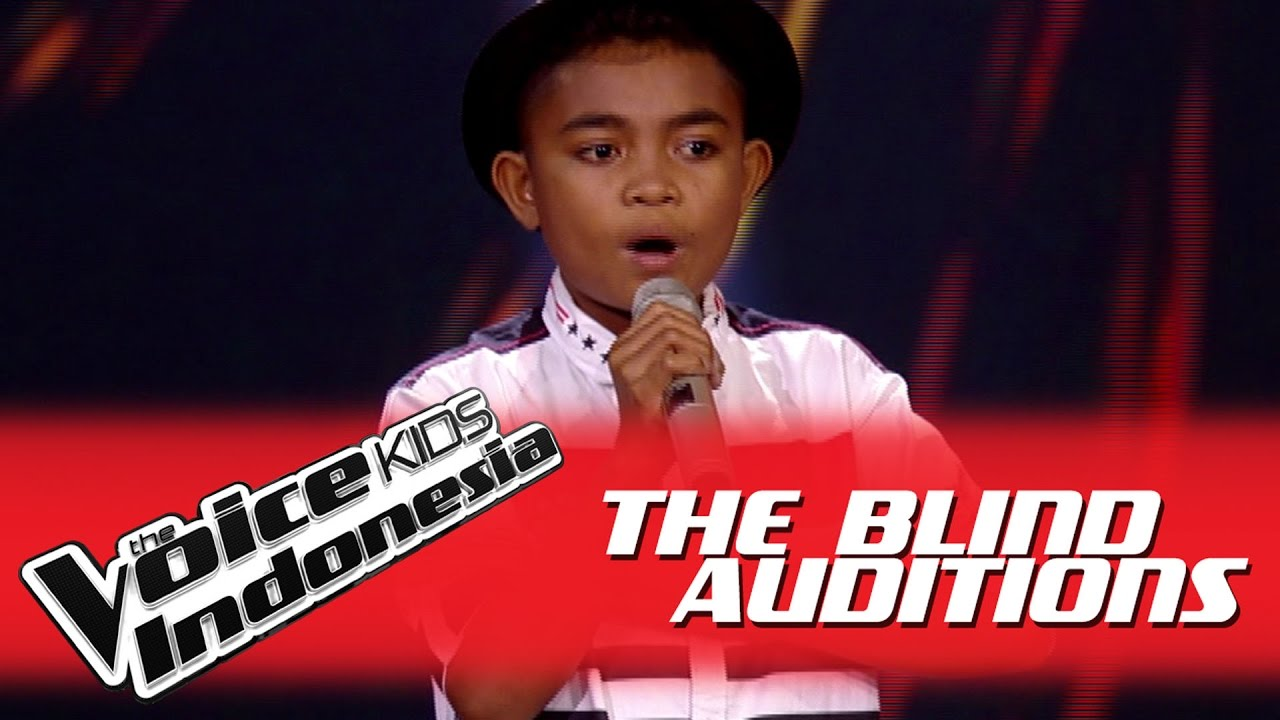 Stevanus - Januari (The Voice Kids)