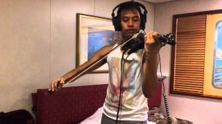 Repeat youtube video John Legend - All of Me (Violin Cover)