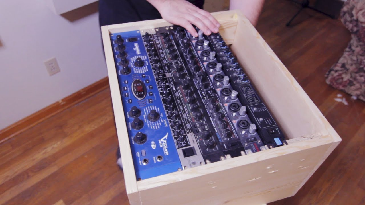 How To Diy Build A 19 Quot Rack Mount Gear Enclosure For 10