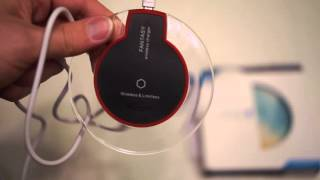 Fantasy wireless charger review (Qi charger)
