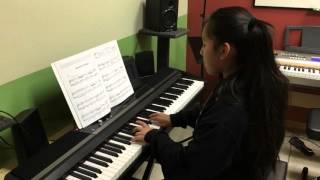 J*R Music School Hefziba Salgado