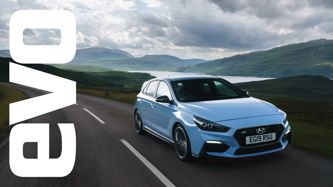 Hyundai i30 N v the North Coast 500