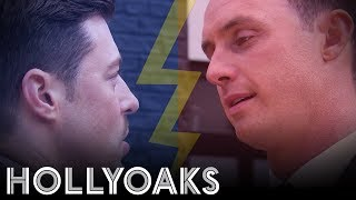 Hollyoaks: Ryan's Lack of Pride