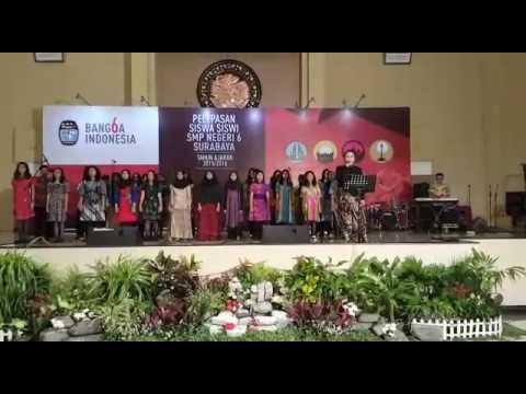 Stand by You - Rachel Platten - cover by Spensix Choir featuring Pritta Kartika