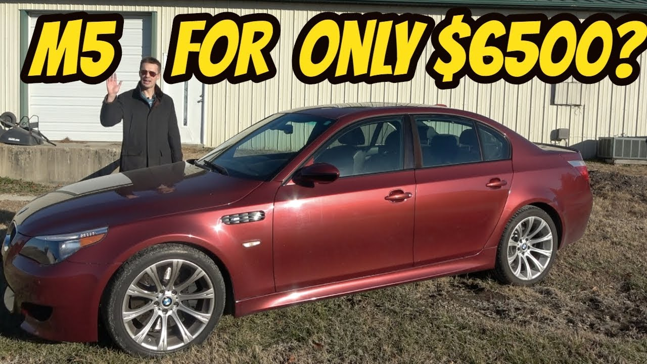 I Bought the Most Unreliable BMW Ever Made (2007 M5)