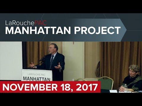 Manhattan Town Hall event with Michael Billington