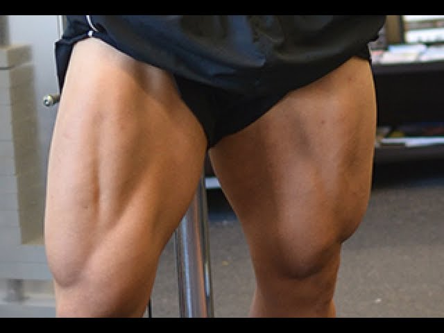 3 Ways to Build Leg Muscles - wikiHow