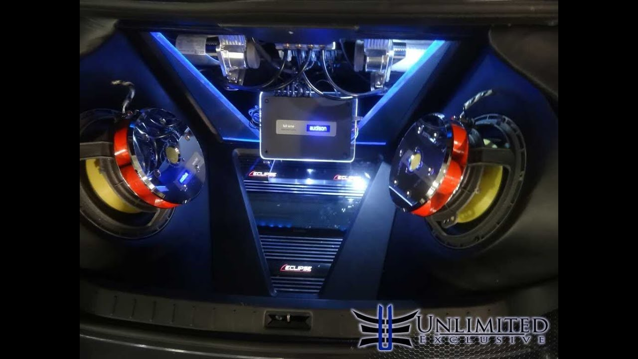 Focal Infiniti G35 Build Finale | Tuner Evolution 2013 ...