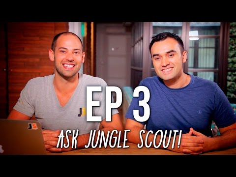 What's the max no of Amazon sellers you'd compete with? - ASK JUNGLE SCOUT EP #3