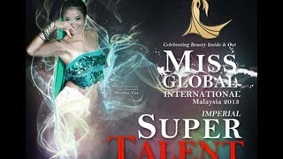 Talent Show Miss Malaysia Global International