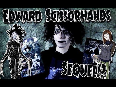 Edward Scissorhands Comic Book Review - GothCast