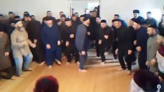 Dancing Religious Folk from Another Country