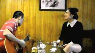 Vocal Linh & Guitarist Hòa live in Mộc Acoustic Cafe