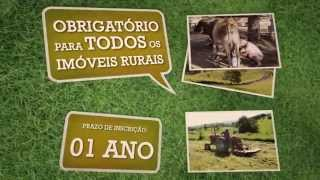 Vídeo institucional do Cadastro Ambiental Rural CAR1
