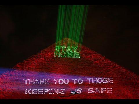 إضاءة الأهرامات في مصر و نصائح من أجل مواجهة فيروس كورونا  - نشر قبل 4 ساعة