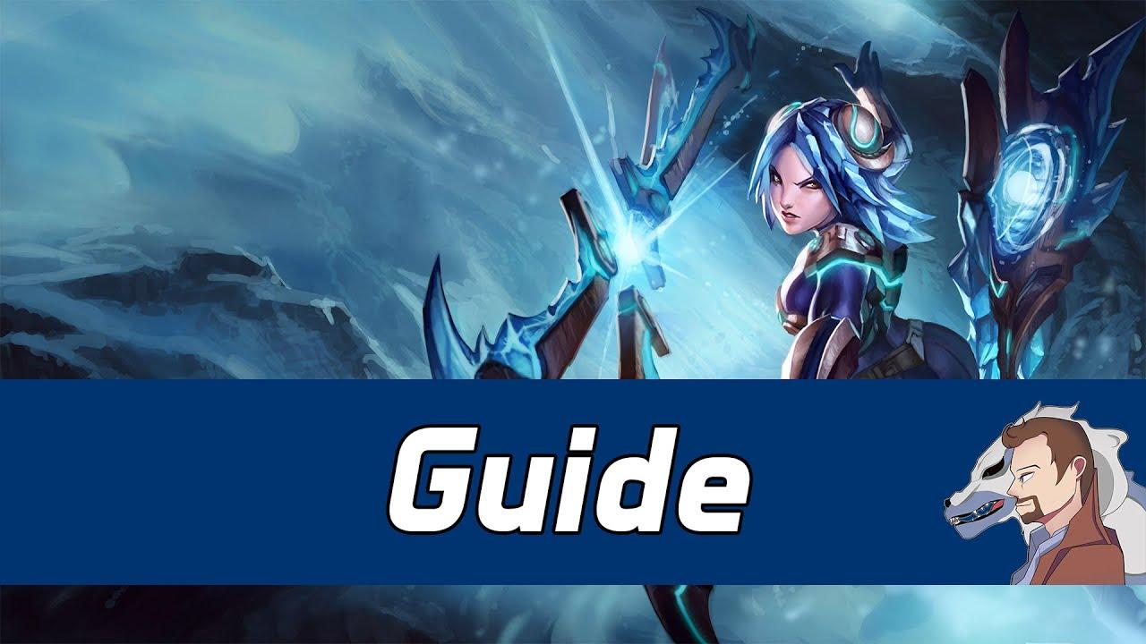 League of Legends Guide: Irelia (Diamond - Season 3) - YouTube  League of Legen...