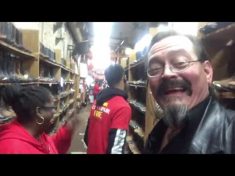 Rob Goes Shopping At BOOT COUNTRY!
