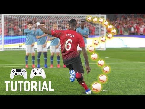 PES2019 Tutorial - Knuckle Free Kick Mp3