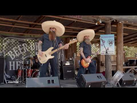 ZZZtop tribute / Beer Drinkers Hell Raisers full concert @ BIG DAWGS RESCUE, 4K/SUHD