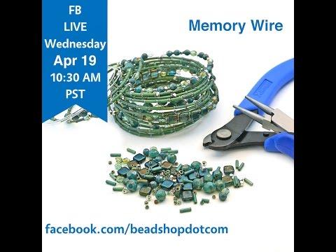 Memory Wire 4 19 17 – Beadshop com