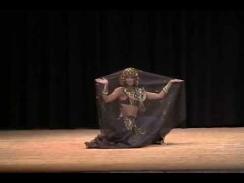 1st Orient Cyprus International Belly Dance Festival - MARINA SHEVCHUK - Rising Star Solo