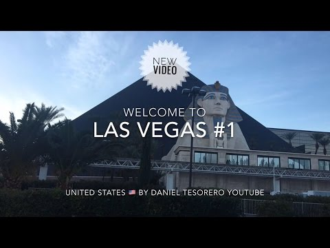 WELCOME TO LAS VEGAS PART 1, UNITED STATES TRAVEL