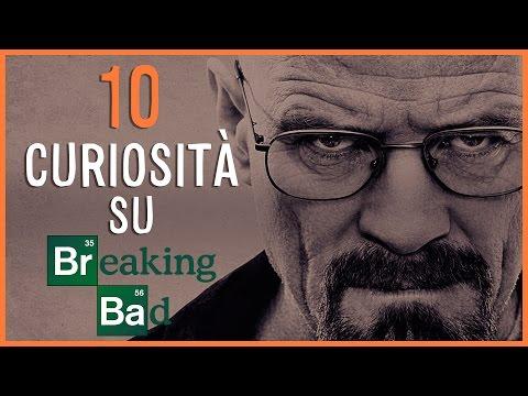 10 curiosità PAZZESCHE su BREAKING BAD - #MP10 - MyPersonalPizza