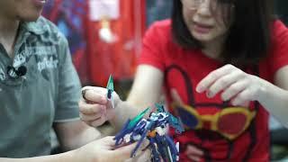 Review kali ini menampilkan figure model-kit dari seri Gundam Build Diver, yaitu Gundam Age II Magnum. Serial Gundam Build Diver sendiri tergolong unik, ...