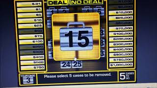 Deal or No Deal Online Game #37