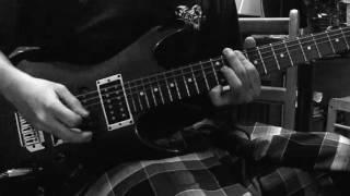 Ara AF2016 - Warkah Untukku Guitar Cover