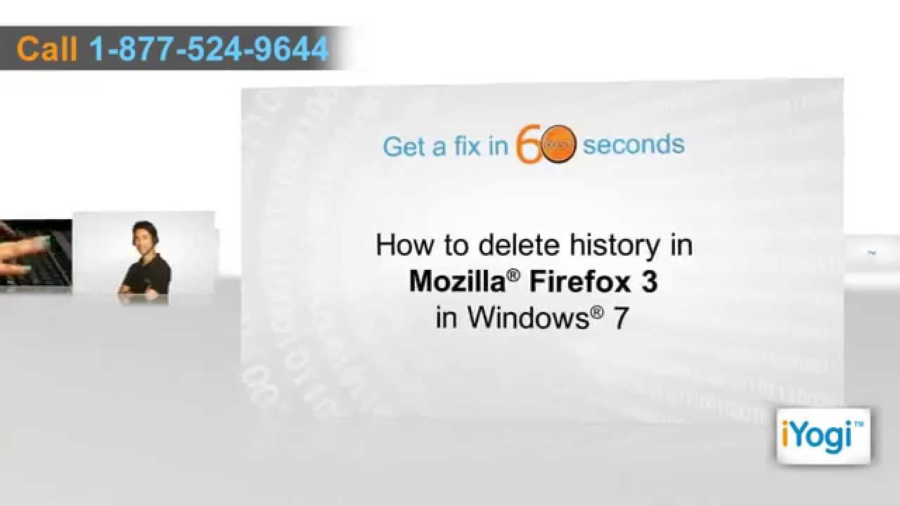 How To Clear History On Mozilla Firefox Delete Browsing History How