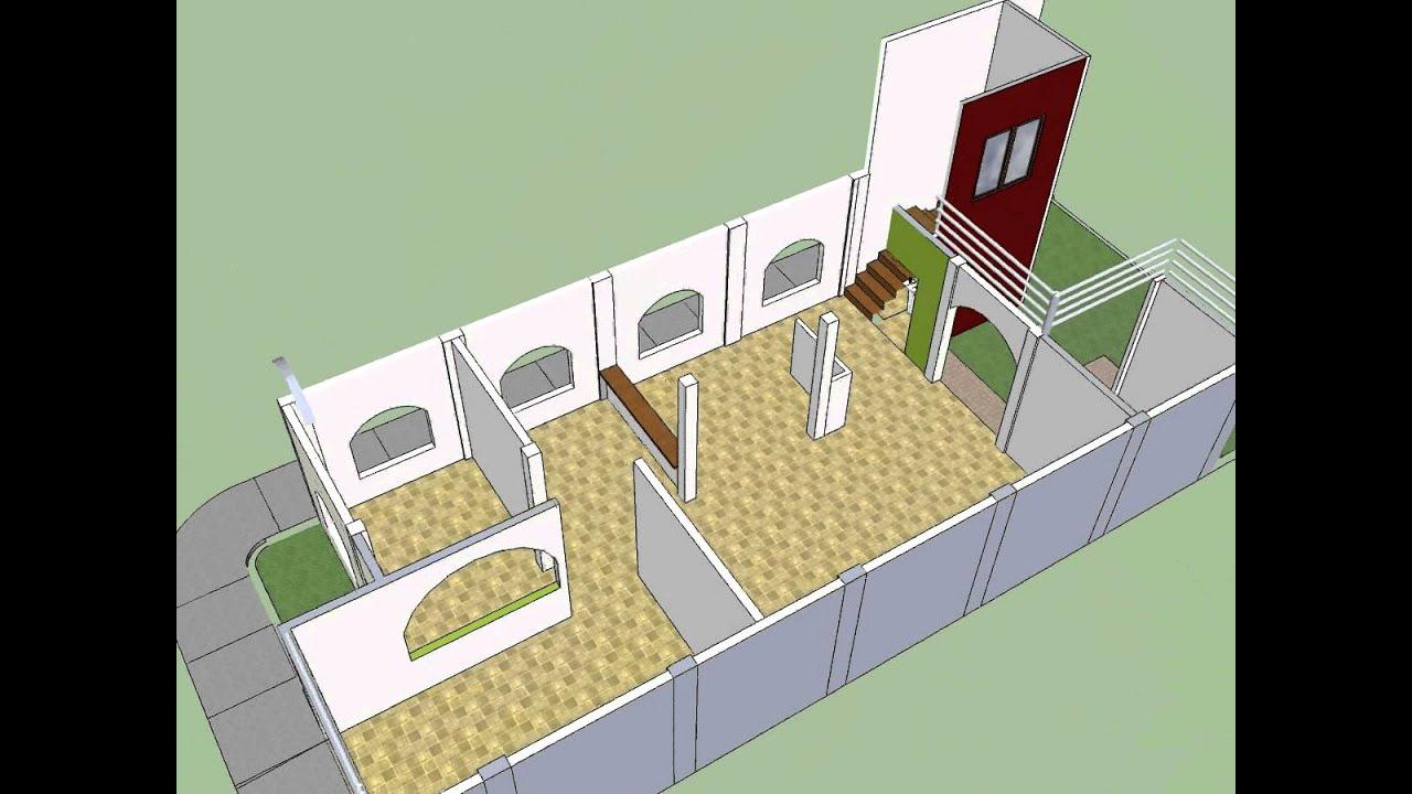 Coinvers el salvador casa de habitacion 1 dise o - Como disenar planos de casas ...