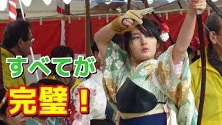 【海外の反応】京都で行なわれる着物姿での弓道大会に外国人も感激!!「嗚呼、エレガントで美しい……。」 kando-nippon81 kdonpn