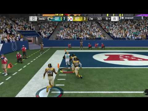 Madden NFL 17 Mack Strong showing The Fullback is still needed