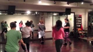 Club Style Jazz 入門 2014.3月-4月 の動画です!(シュープリームス)