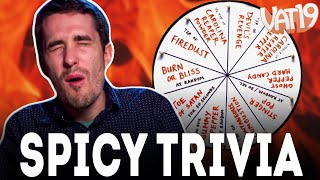 Video 🔥 Will Spicy Food make you Dumb? [Spice Trivia] download MP3, 3GP, MP4, WEBM, AVI, FLV Juli 2018
