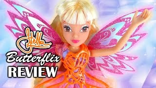 Stella Butterflix doll Review ❤ Winx Club All