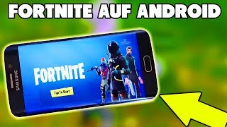 ❌ FORTNITE on ANDROID ❌ (many INFOS) is there a DOWNLOAD LINK?? 🔥 Fortnite ANDROID Download