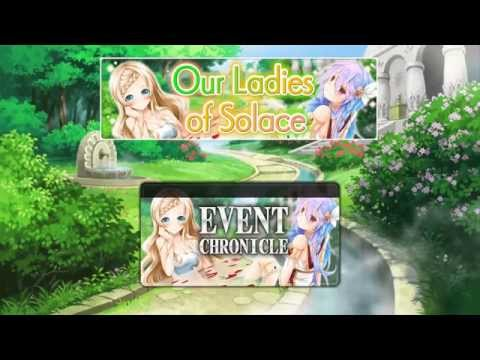 Valkyrie Crusade: Our Ladies of Solace event - Chronicle music