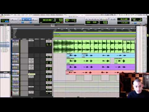 Pro Tools Shortcuts for Mac- Speed up your sessions with Pro Tools shortcuts