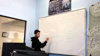 Ali teaching airport pattern