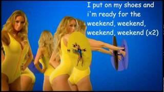 Calvin Harris -Karaoke- Ready for the Weekend