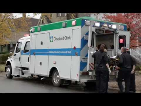 CLEVELAND CLINIC MOBILE STROKE TREATMENT UNIT