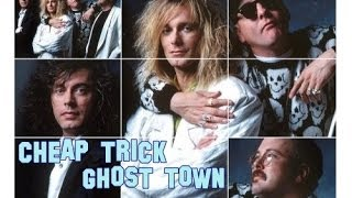 Cheap Trick - Ghost Town - 80