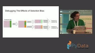 Selection bias: The elephant in the room - Lucas Bernardi