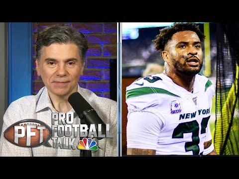 What's next for Jets after Jamal Adams blockbuster trade | Pro Football Talk | NBC Sports
